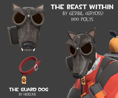 The Werewolf Pack by Gryoss