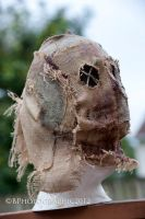 Scrawcrow Mask 2 by BPhotographic