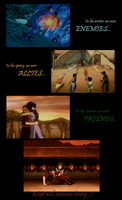 Zutara Week - Day Seven - Seasons by MoonChaser