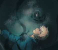 Rise of the Guardians- Jack Frost-a scary dream by Amoraim