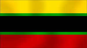 Alt. Flag of Pan African color by AY-Deezy
