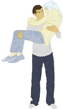Protectshipping bridal-carry by FoggyPebble