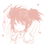 Madoka is my luv by maicafee