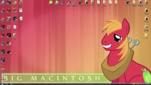 My Desktop by Meta-Cell