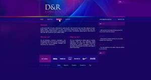 D and R concept by bratn by webgraphix