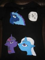 My Friend's Birthday Tee by IronBrony