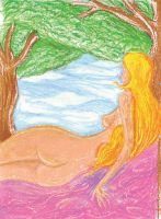 Eve at the Eden by bapabst