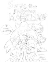Sonic Married by SupaSilver
