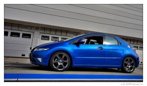 Honda Civic Type-S by miki3d