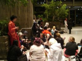 Sakura-Con '08 - PJ Fun Time by Bishonenrockmysocks