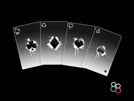Hand of Cards by benjaminbartling