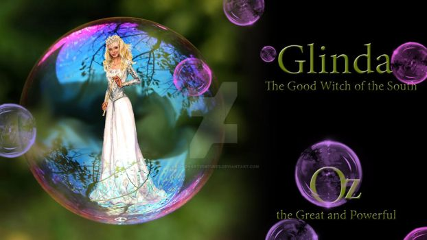 Michelle Williams/Glinda:Oz the Great and Powerful by FashionARTventures