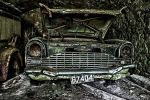 Rusted car by DeviantMotiv