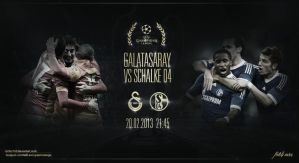 Galatasaray VS Schalke 04 by drifter765