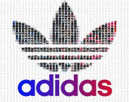 Adidas Moasic by drsparc