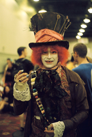 Mad Hatter by Geistson
