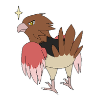 Spearow used Leer by Kainaa