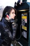 Payphone by AaronSpades