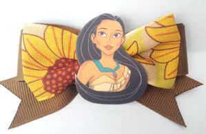 FOR SALE Bows: Pocahontas by Lokotei