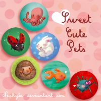 Sweet Buttons by Nephyla