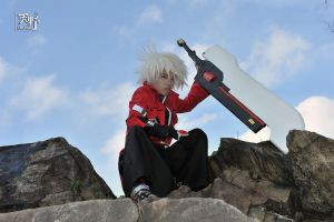 Ragna the Bloodedge - Everest by Amano7