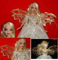 meryl ooak elven barbie by DivinityNemesis