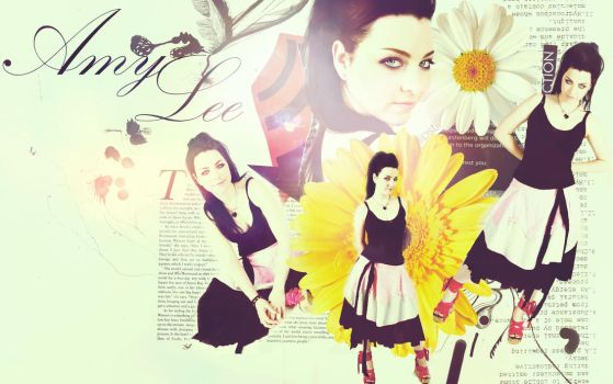 Evanescence Wallpaper 2 by Nothing-Ive-Become