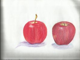 Apple by TheR-tist