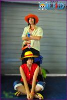 Brothers-OnePiece by Kairith