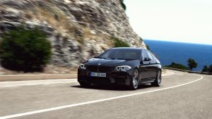 BMW_M5_F10_SteinzeitHDR by DuronDesign
