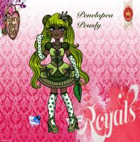 Ever After High OC- Penelopea Peasly by Chizeropa