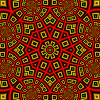 Kaleidoscope Design 7 by DennisBoots