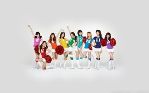Soshi Rainbow Cheerleader by 1126jjk