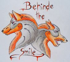 Behind the Smile... by LonlyAntelope