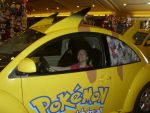PokeCon - Sitting in the PikaBug by PokemonTrainerLisa