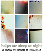 Helps Me Sleep At Night by lookslikerain