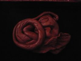 Dragon embryo. by Luppie05