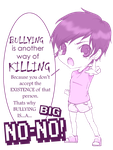 Bullying is a big nono by Hoshino-tantan26