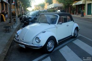 Beetle Cabrio by jochniew