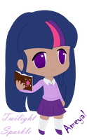 Hume Twilight Sparkle by Ameyal
