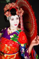 Maiko - Geisha Part III by Naraku-Sippschaft
