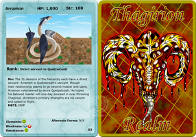 Arramon - TR Card by Thagirion