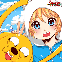Adventure Time by Crispelter