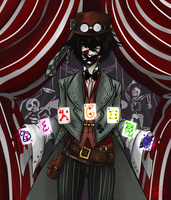 The Ringmaster by DeadmanJackalope