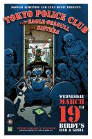 TCP Show Flyer 2 by DMStrecker