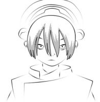 Toph by angryannoyance