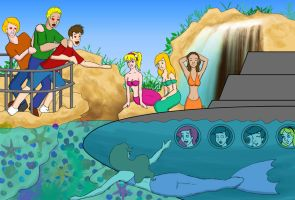 The Original Submarine Voyage by vickigia