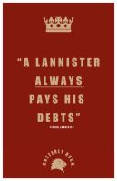 Tyrion Lannister Quote by LiquidSoulDesign