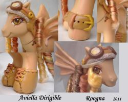 Aviella Dirigible close ups by Roogna