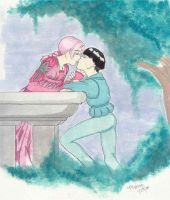 The Romeo and Juliet of Konoha by SweetTeaLovr
